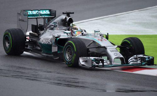 Lewis Hamilton suma una nueva victoria esta temporada
