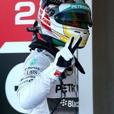Lewis Hamilton poleman en el GP de Rusia