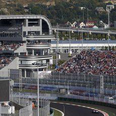 Felipe Massa ha tenido que lidiar con muchos probemas