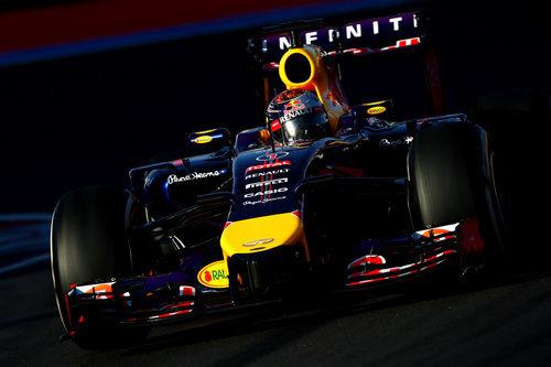 Daniel Ricciardo ha terminado la carrera muy cerca de Fernando Alonso