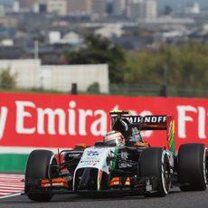 Dani Juncadella volvió a rodar en unos libres de F1