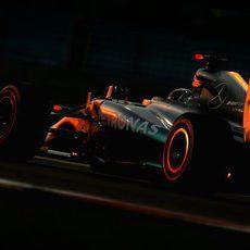 Lewis Hamilton ha sido el más rápido en ambas sesiones