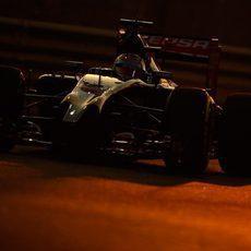 Puede que sea la última carrera para Jean Eric Vergne en Toro Rosso