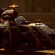 Romain Grosjean aún no ha renovado con Lotus