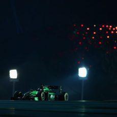 Kamui Kobayashi puede haber completado su último Gran Premio en la F1