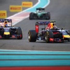 Los Red Bull se han visto obligados a remontar