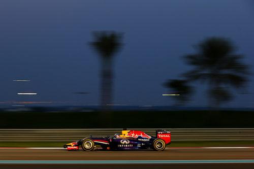 Sebastian Vettel ha terminado una etapa con Red Bull