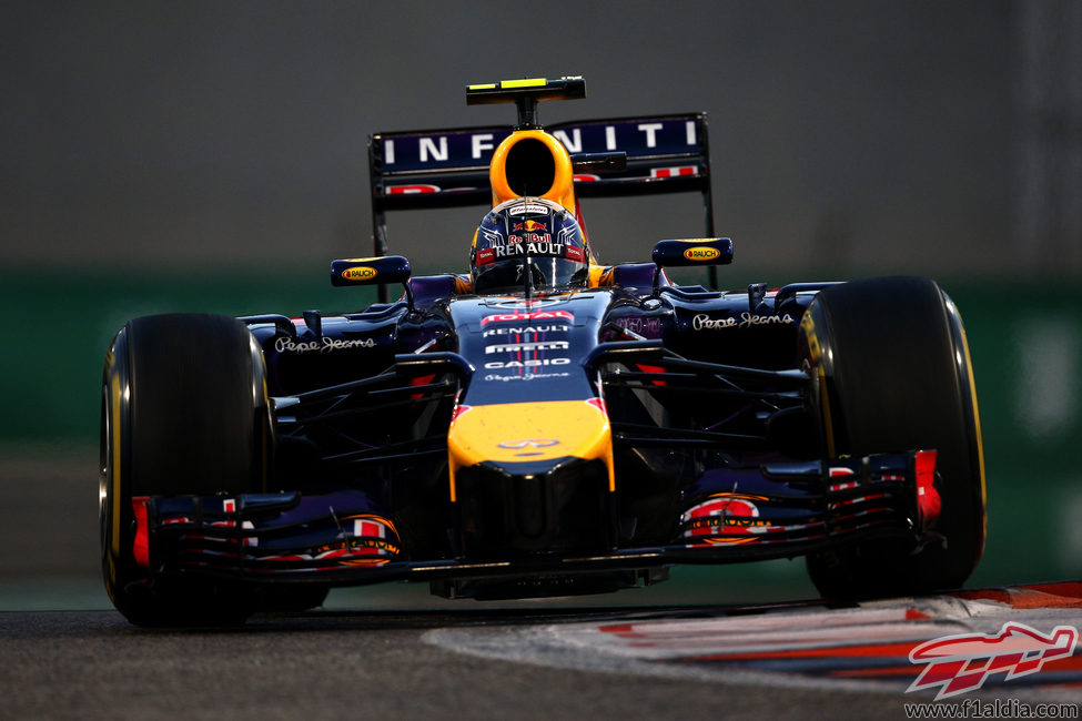 Daniel Ricciardo ha sido el único que ha podido superar a los Mercedes