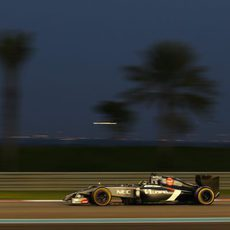 Adrian Sutil se despide de Sauber en decimosexta posición