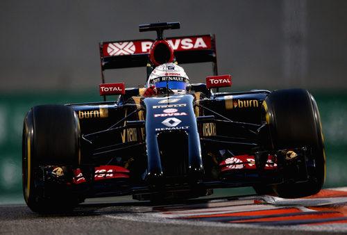 Romain Grosjean termina la temporada siendo decimotercero