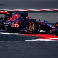 Verstappen se ha adaptado bien al Circuit Barcelona Catalunya