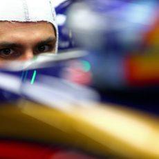 Carlos Sainz se prepara para su primer año en F1