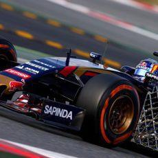 Toro Rosso ha arrancado con muchos problemas los últimos test