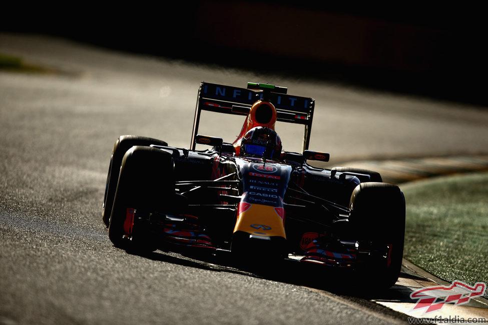 Consistencia en Red Bull para Daniil Kvyat