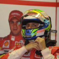 Felipe Massa en Canadá