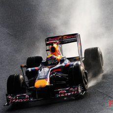 Webber logra el segundo puesto