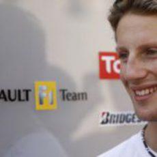 Grosjean acaba el campeonato