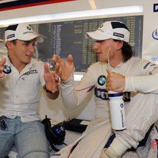 Kubica y Klien