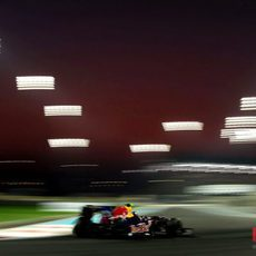 Vettel en la clasificación