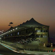 Gran Premio de Abu Dhabi 2009: Carrera