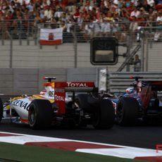 Alonso y Alguersuari