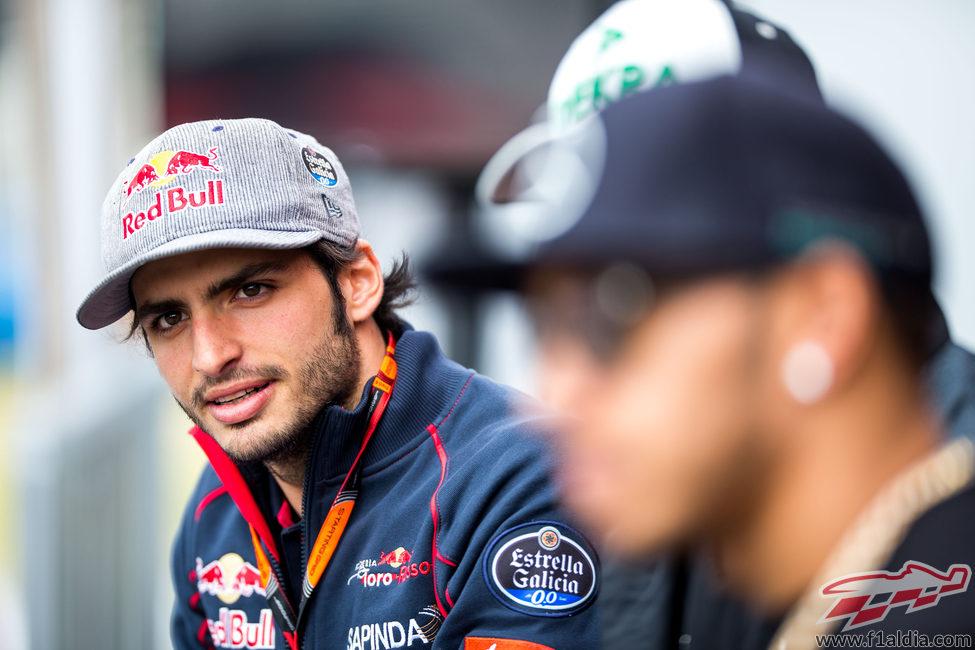 Carlos Sainz saldrá sexto en Australia