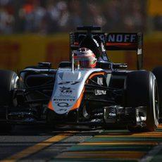 Nico Hülkenberg termina séptimo después de salir en 14ª posición