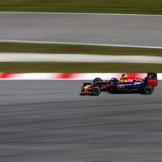 Daniel Ricciardo se perdió gran parte de los Libres 2
