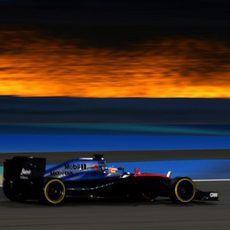 Fernando Alonso pasa a la Q2