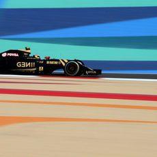 Pastor Maldonado con problemas de frenos en clasificación