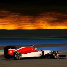 Roberto Merhi clasifica en decimonovena posición