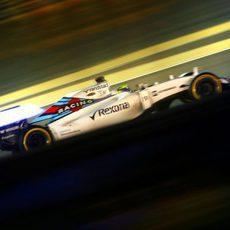 Felipe Massa clasifica en sexta posición