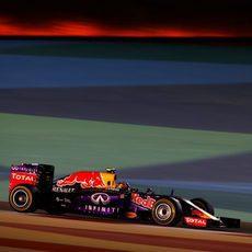Daniil Kvyat marca un gran ritmo con blandos