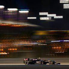 Pastor Maldonado tuvo otra carrera para olvidar