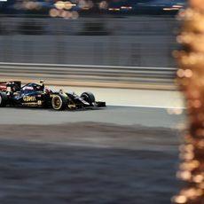 Pastor Maldonado terminó en decimoquinta posición