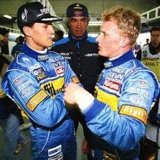 La dupla ganadora de 1995