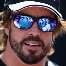 Fernando Alonso afronta su segundo GP de España como piloto de McLaren