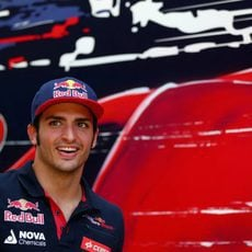 Carlos Sainz está a punto de disputar su GP de casa