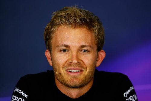 Nico Rosberg quiere empezar a recortar puntos en el GP de España 2015