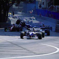 1995: Cara y cruz para Williams