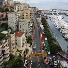 Visión cenital de Monte Carlo