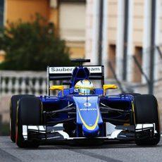 Marcus Ericsson ha tenido problemas con el ERS en los FP2