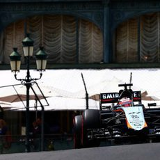 Nico Hülkenberg se queda fuera de la Q3 en Mónaco