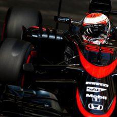 Jenson Button se ha quedado a las puertas de la Q3