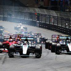 Comienza el Gran Premio de Mónaco 2015