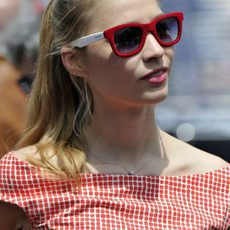 Beatrice Borromeo, pareja de Pierre Casiraghi