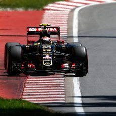 Pastor Maldonado saldrá sexto