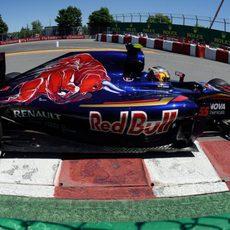 Carlos Sainz partirá desde la 11ª posición