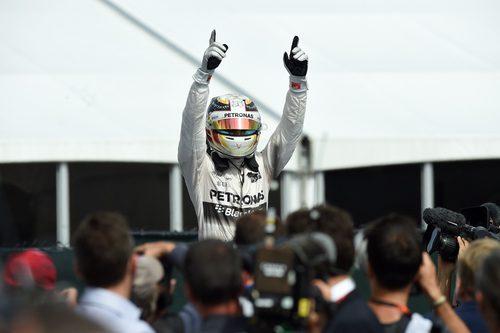 Lewis Hamilton gana el GP de Canadá por cuarta vez