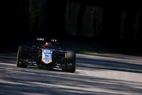 Nico Hülkenberg llega a la Q3 del GP de Canadá 2015